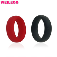 silicone delay cock ring penis ring cockring ball stretcher adult sex toys for men sex toys for couples