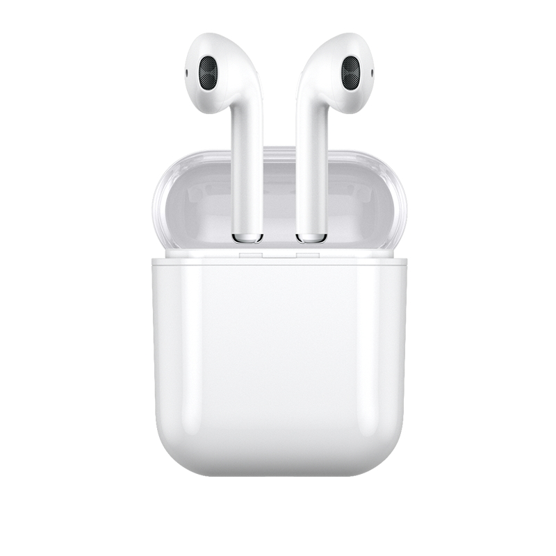 Auricolari senza fili TWS Mini Wireless Auricolare Bluetooth Auricolare Senza Fili auricolare In-Ear con Custodia di Ricarica per iPhone X 8 8 più di 7 7 più