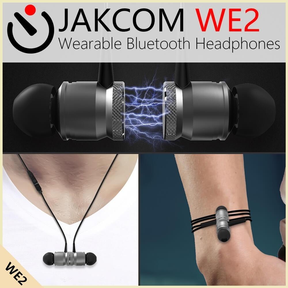 Jakcom WE2 Wearable Bluetooth Headphones New Product Of Accessory Bundles As Dust Free Room Abrir Moviles Handy Fan
