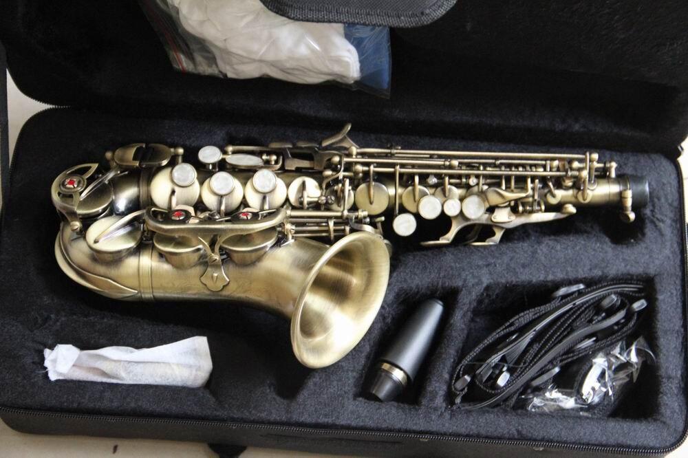 Brand NEW Antique Bronze Selmer Alto Saxophone Mark VI Top Quality 121209