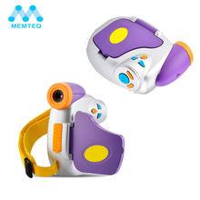 Cheapest prices MEMTEQ Children Camera 1.5 Inch 5MP HD Mini Kids Digital Camera High-definition Child Camcorder Camera Support Video Recording