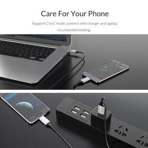 Image 5 - Кабель ORICO USB 3,1 Type C to Type c 10 Гбит/с 5А для быстрой зарядки кабель Type c для Мобильный телефон Macbook Matebook ноутбук
