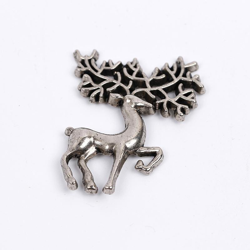 deer brooch pins2