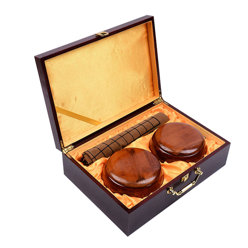BSTFAMLY New Yunzi Go Chess 19 Road 361 Pcs/Set Chinese Old Game of Go Weiqi International Checkers Folding Table Toy Gifts LB02 bstfamly chinese chess red wood fold box size 6 old game of go xiang qi international checkers folding toy gift no magnetic lc21