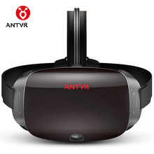 ANTVR Cyclop 5.5″Dual OLED 2K VR Headset Glasses 3D Helmet For PC Controllers Steam VR Competitor For HTC Vive Oculus Rift PS VR