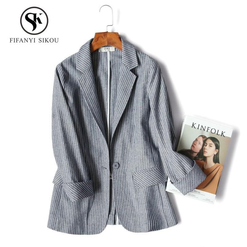 Basic Jacken Original Neue 2018 Herbst Winter Frauen Mantel Anzüge Workwear Beiläufige Mode Doppel Rüsche Weibliche Mäntel Oberbekleidung Mantel Elegante Kleidung