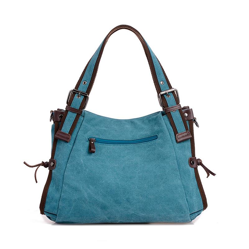 bolsa azul Ocasião : Versátil