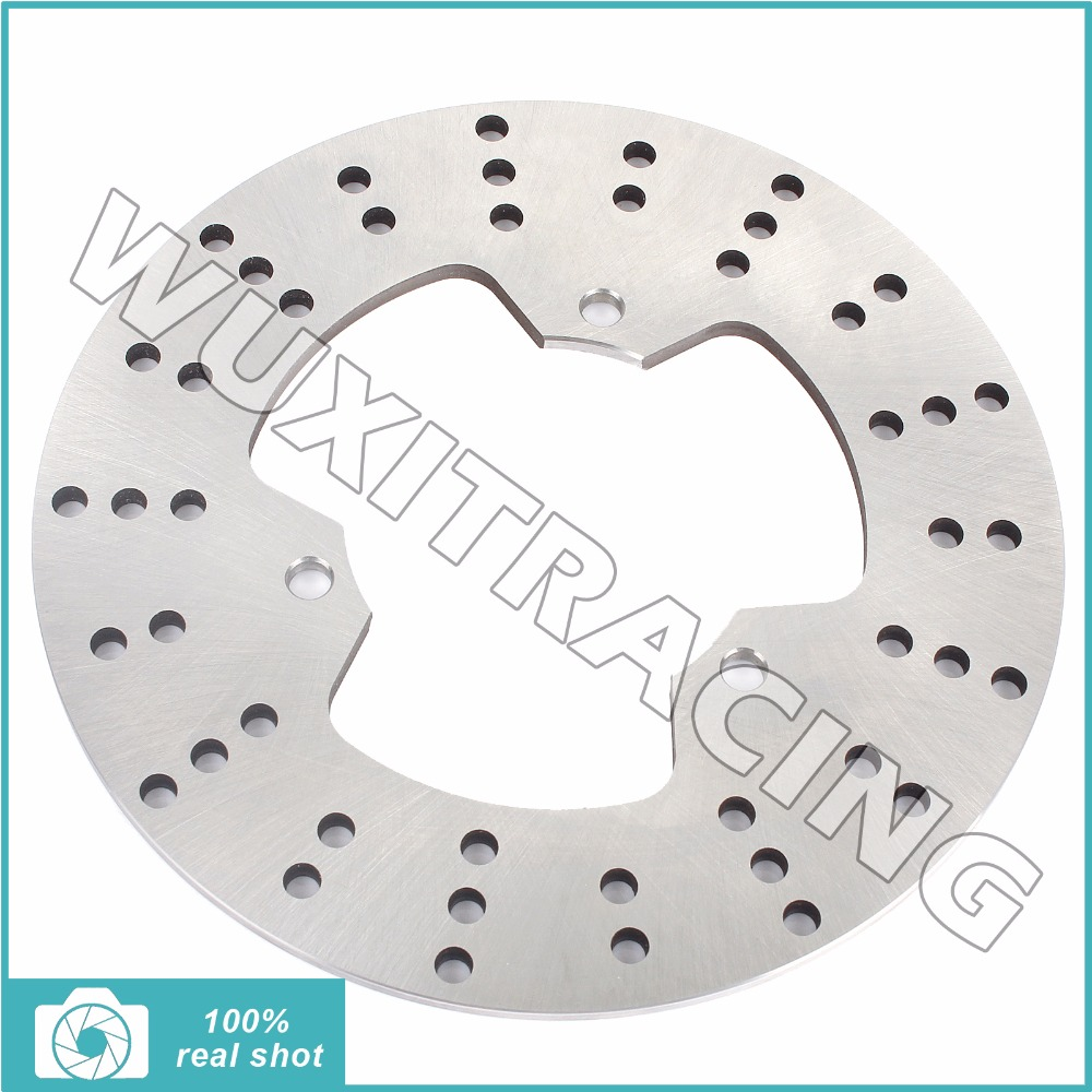 Rear Brake Disc Rotor for YAMAHA TZR 125 150 250 R RR RS SPR SP 1985-1996 SDR 200 87-89 FZX 250 Zeal 1991- R1-Z 250 350 1990- rear brake disc rotor for yamaha tzr 125 150 r rr sdr 200 fzr 250 exup tzr125 1989 1990 1991 1992 sdr200 tzr 125 tzr150