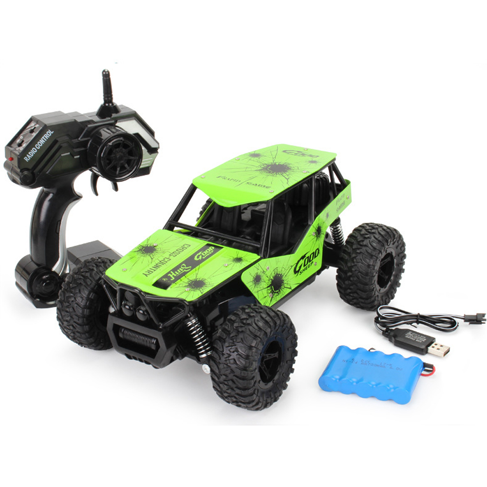 1:16 RC Car Toys for Children Remote Control Car Alloy Electric Off-road Remote Rally Toy Car For Kids Gift remote control car toys rc crawler off road vehicle four channel go anywhere cross country for children electric gift