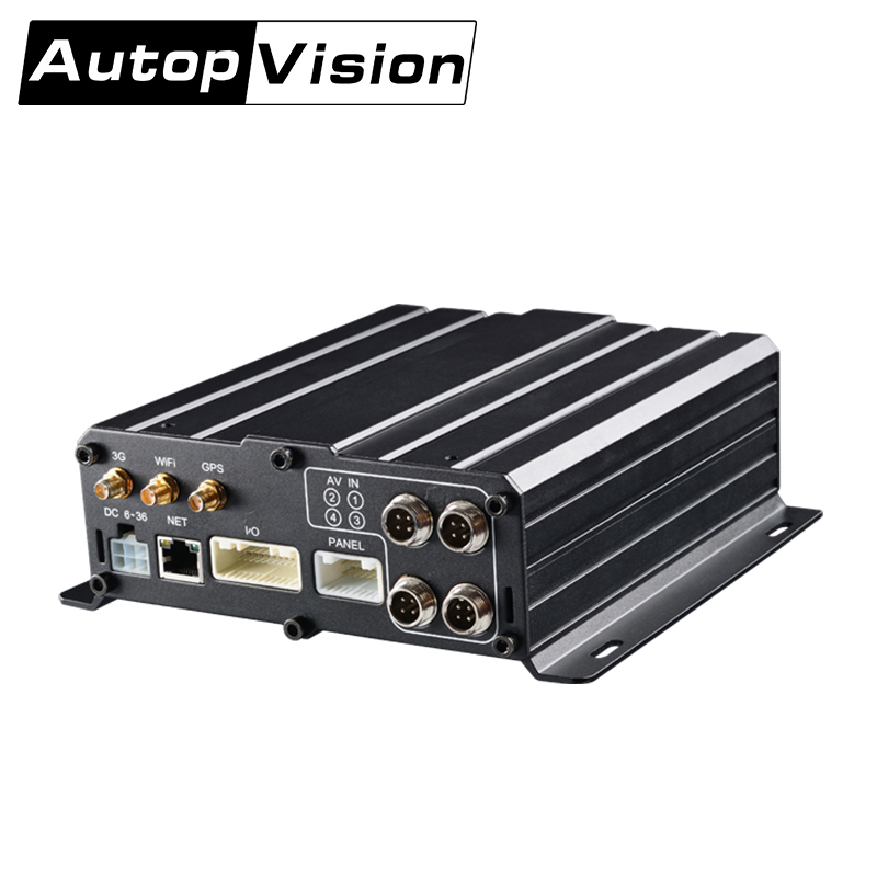 MDR7204 video recorder DVR for Over-The-Air [OTA] support wifi 3G 4G sureillance DVR record system