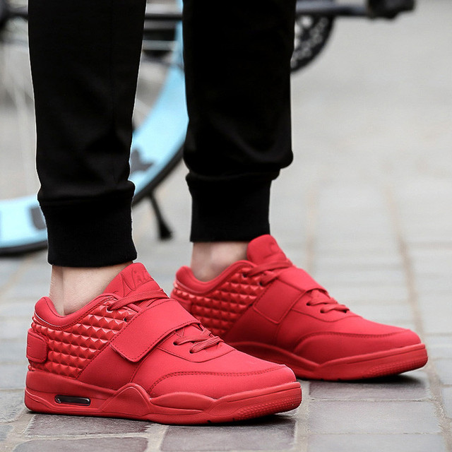 VSIOVRY New Spring Autumn Sneakers Men Breathable Leather Casual Shoes Men krasovki Fashion Cushioning Unisex Walking Sneakers 4