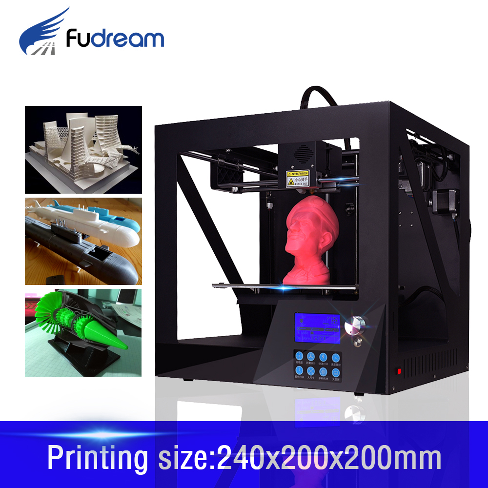 Hot Sale Newest FMD 3d Printing Fudream IM D2420 Large 3d