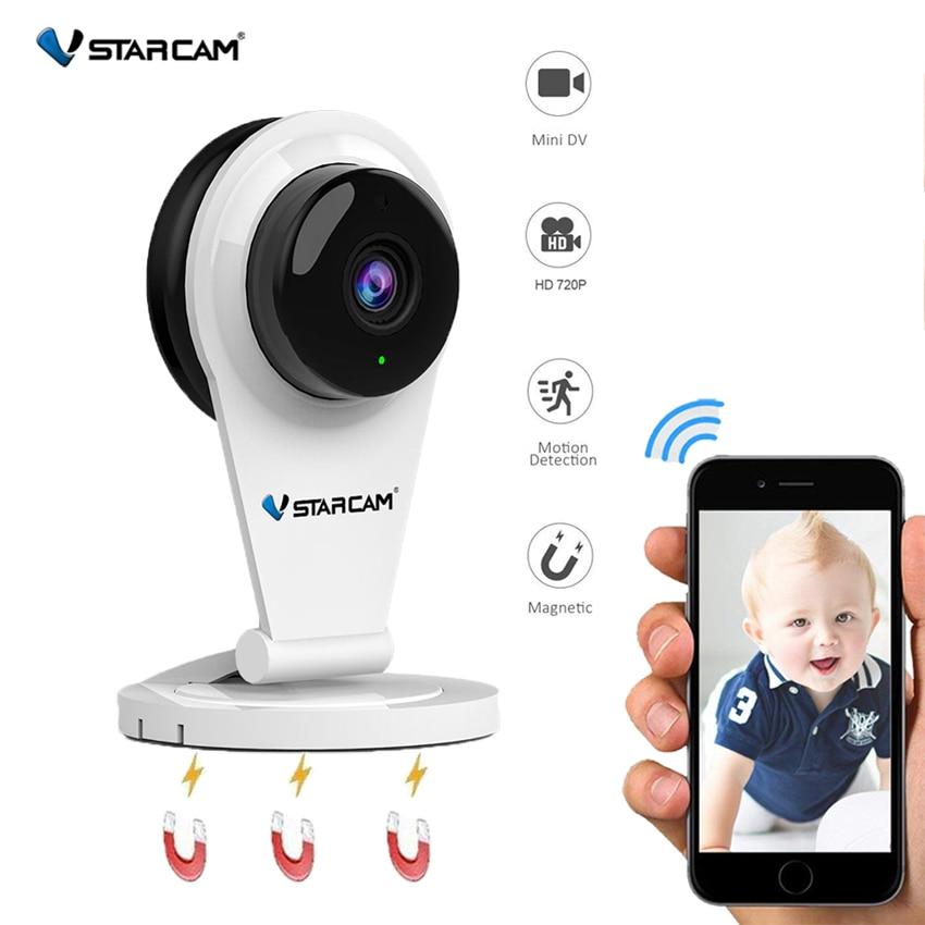 C/ámara IP Detecci/ón de Movimiento Audio Bidireccional Soporta Visi/ón Nocturna VSTARCAM 1080P C/ámara de Seguridad WiFi Baby Monitor Almacenamiento en la Nube