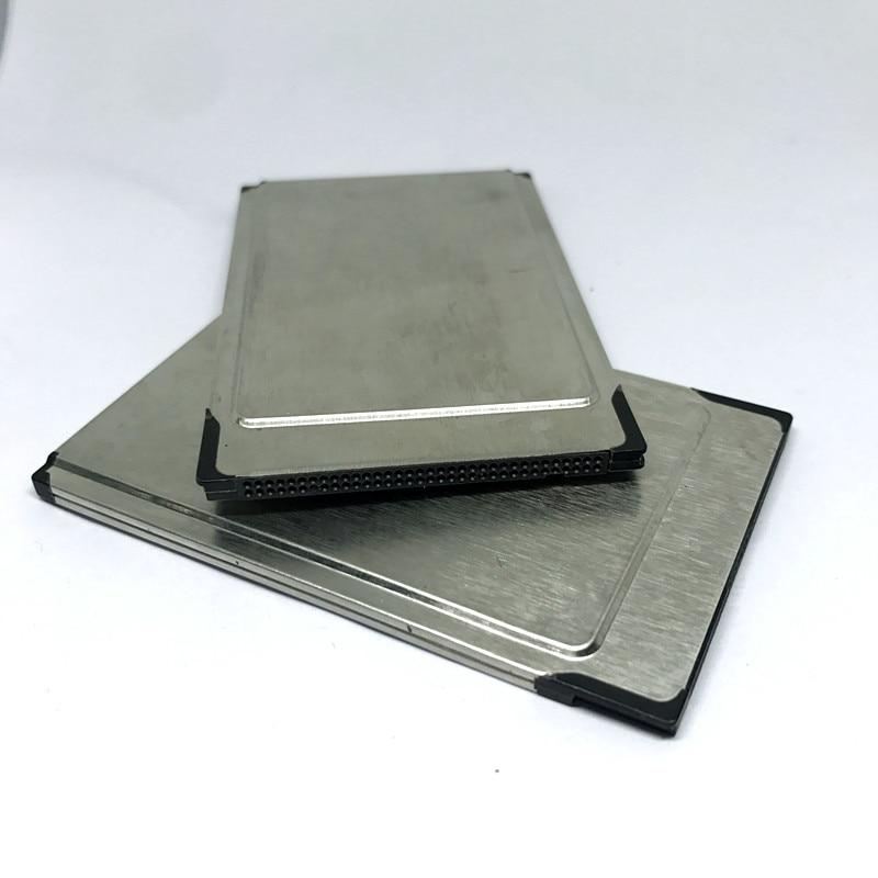 Высокое качество! Флэш-Карта PCMCIA ATA, 10 МБ, 48 МБ, 100 Мб, 224 МБ, память для ПК, 68 контактов