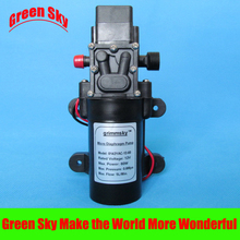 5L/Min DC12V 60W micro diaphragm water pump automatic switch
