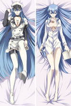 Akame Ga Kill Anime Hugging body pillow case cover Bedding Pillowcases