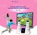 Et-31 et tecnologia família pai-filho interação tv corpo sentindo video game console de fitness motion simulação frete grátis