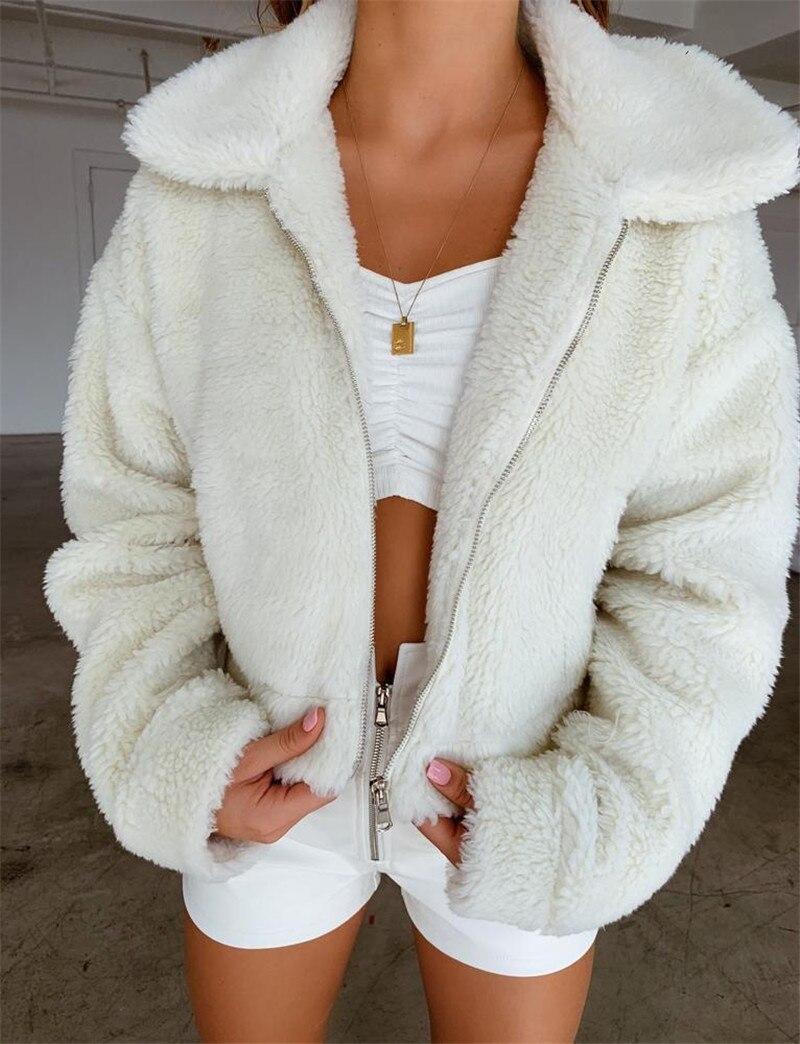 Teddy coat women03
