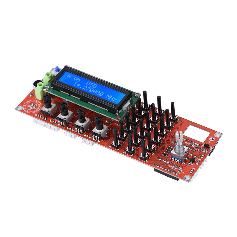DDS Signal Generator 0~55MHz for Digital HAM Radio SSB6.1 Transceiver VFO SSB 2017 new arrival dsp digital filter for ssb cw amateur radio communications ham