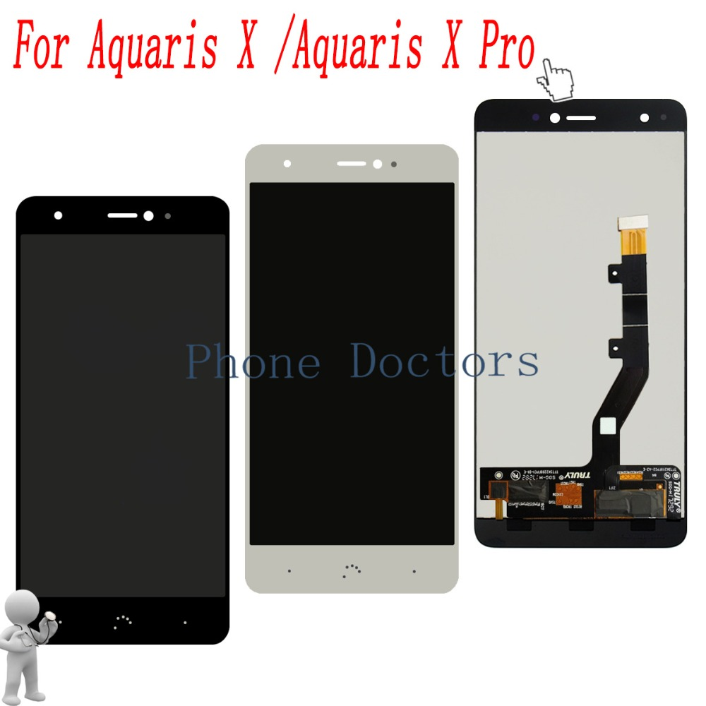 5 2 Full LCD DIsplay Touch Screen Digitizer Assembly For BQ Aquaris X Aquaris X Pro