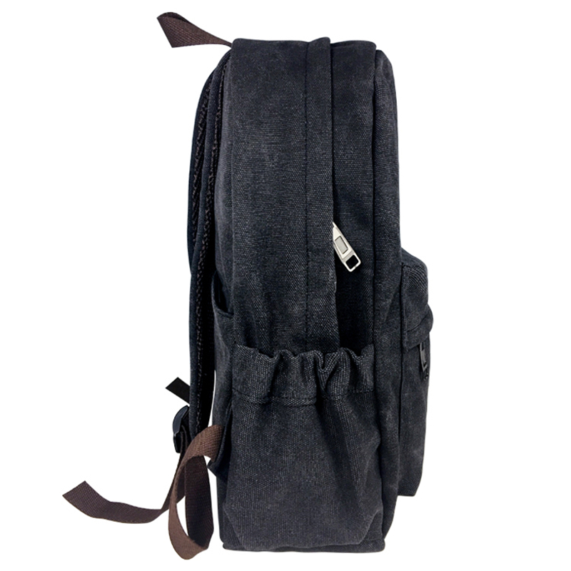 FVIP 16 Inch Harry Potter Canvas Backpack Student School Backpack Bags For Teenagers Vintage Mochila Casual Rucksack Travel Bag