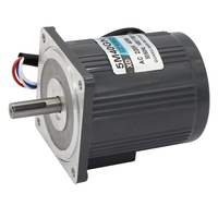220V AC motor, 40W single phase induction high speed motor, CW/CCW speed adjustable optical axis motor