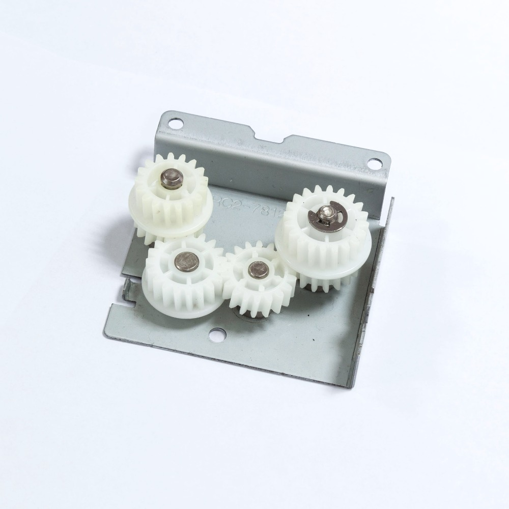 RC2-7812 for HP LaserJet P3015 Fuser Gear Drive Plate Assembly high quality new rc2 6242 000 rc2 6242 arm swing gear assembly for hp p2050 p2035 p2035n p2055d p2055dn p2055n fuser drive gear