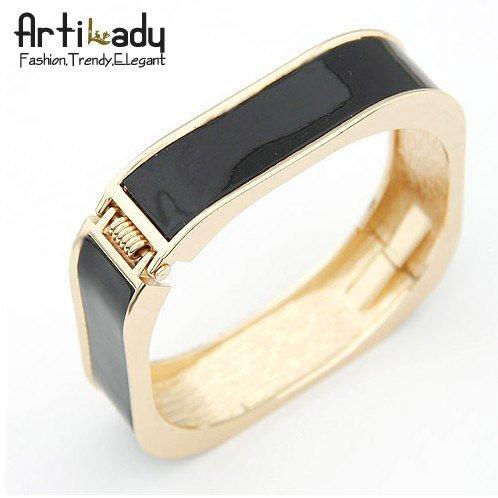 Artilady   2014  The Latest  fashion  Style   friendship  charm alloy bracelets