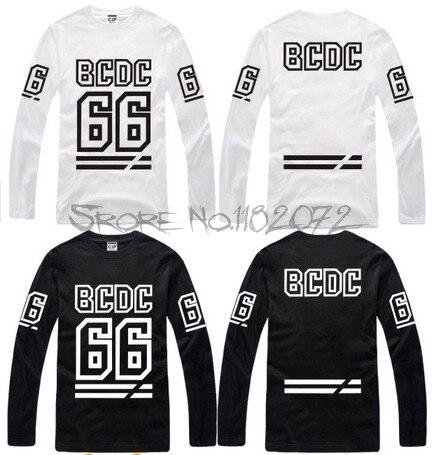 Preço de fábrica hip hop homem mulheres camiseta BCDC 66 t camisa t shirt  de manga comprida camisa tee visão pirex CAPUZ POR VIA AÉREA 6 cor em  Camisetas de ... 74ddccbfc26