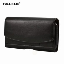 FULAIKATE 6.5 Mobile Phone Bag for iPhone Xs Max XR Universal Waist Card Pouch for Samsung Galaxy Note 9 A8 Star 4 Size Case max star page 4