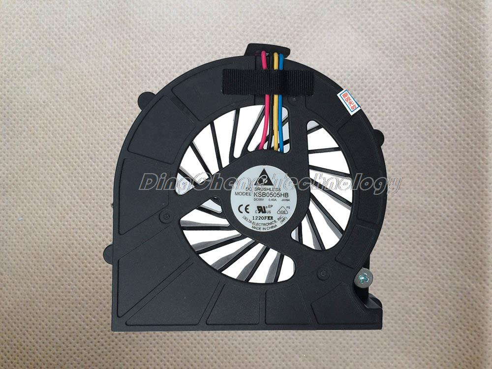 cpu fan for Toshiba C600 C600D C645 C655 C650 L630 laptop cpu cooler fan 4 pin P//N:KSB0505HB AH94