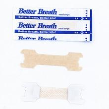 2000 шт/партия(66X19 мм) Высокое качество для носа, против храпа патч для лечения храпа носовые полоски помогают дышать правильно