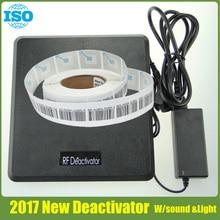 Безопасности тег деактиваторов RF деактиваторов eas Деактиватор с звуковой и световой сигнализации 1 шт. международная