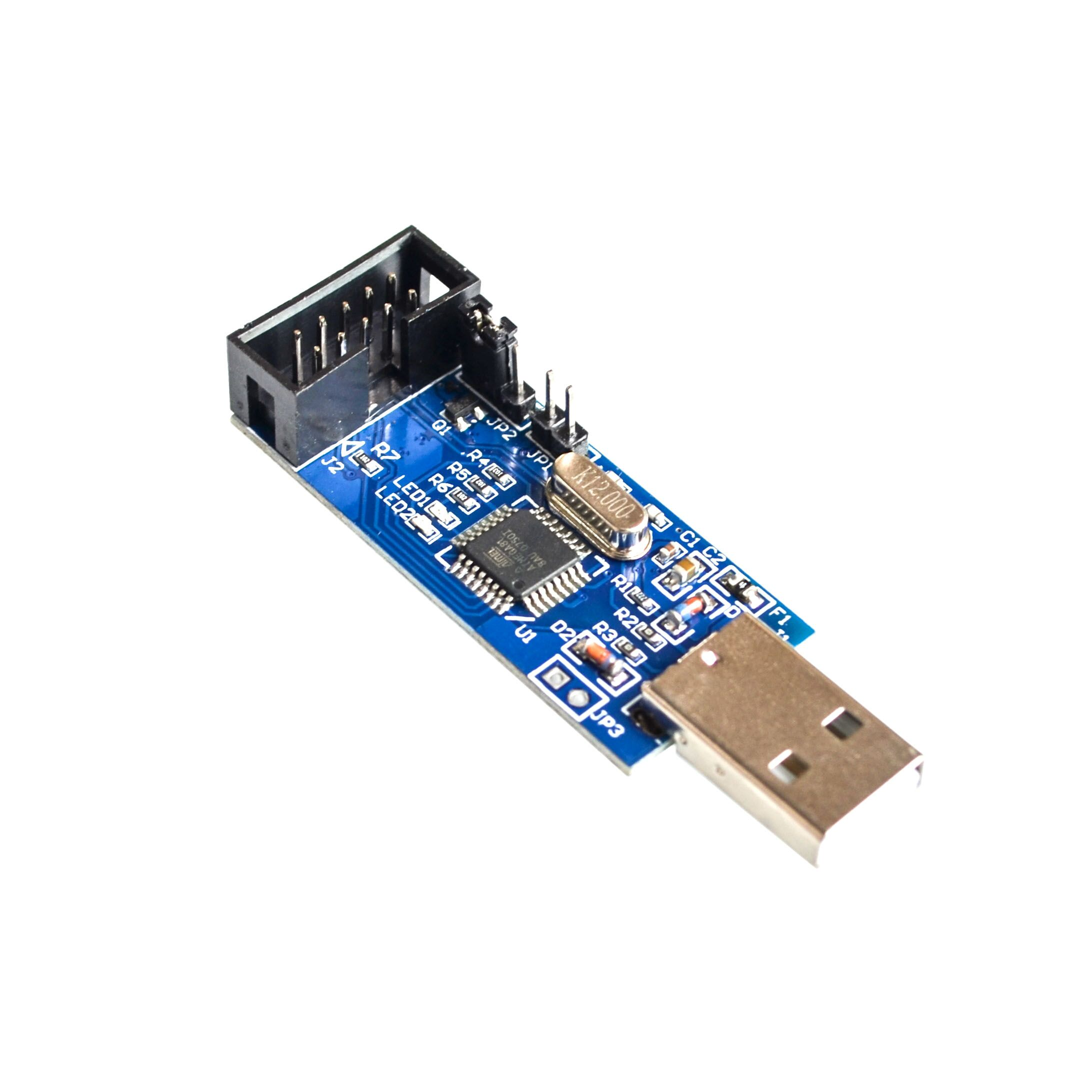 Usbasp Usbisp Avr Programmer Usb Isp Asp Atmega8 Atmega128 For Atmel With Case Reviews Aeproductgetsubject