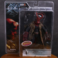 Mezco Hellboy with Weapons PVC Action Figure Collectible Model Toy 8 20cm