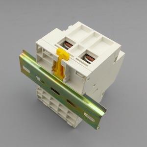 Image 5 - TOCT1 2P 100A 2NO 230V 50/60HZ Din rail Household ac Modular contactor