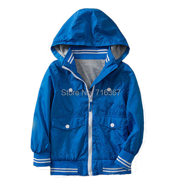 ON SALE! children/boys summer/spring jacket, kids hooded ...