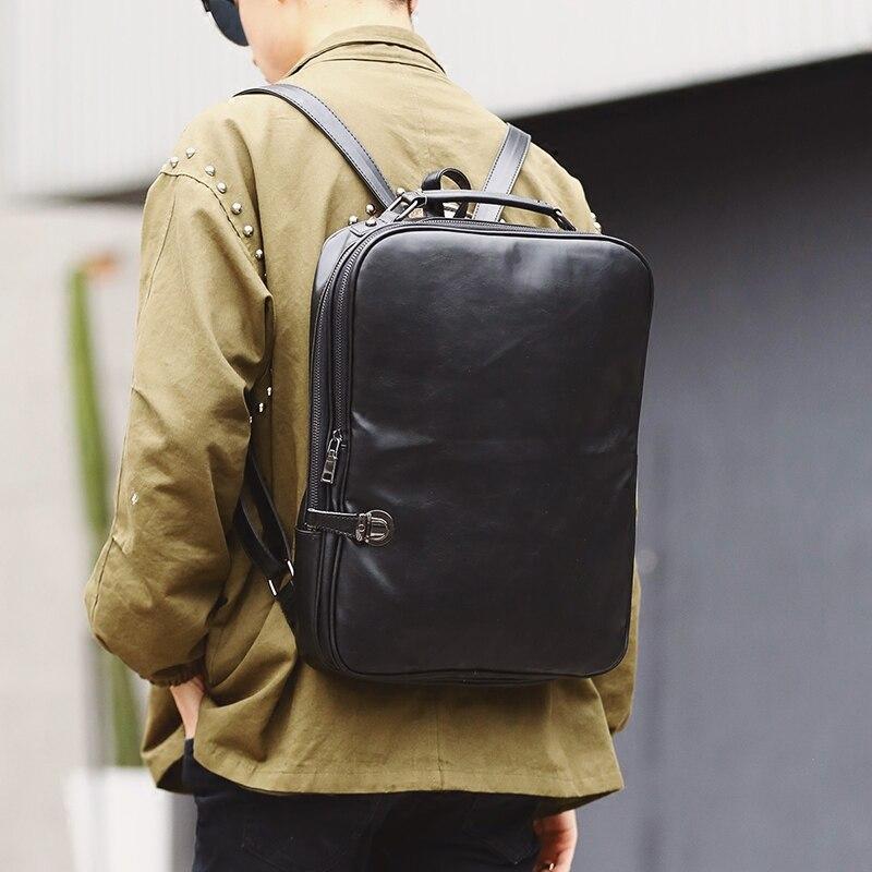 Tidog coréenne sac d'ordinateur sac à dos homme de mode sac à dos