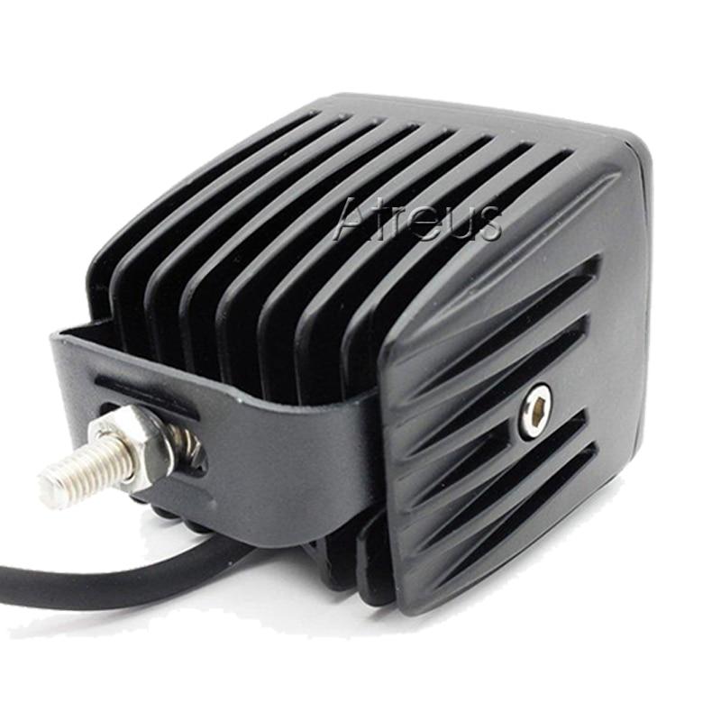 Atreus 18 W Mobil LED Kerja Cahaya Bar 12 V Spot DRL untuk ATV Truk - Lampu mobil - Foto 4