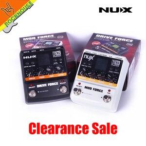 Image 5 - NUX Mod unidad de fuerza coro Core Flanger Core fáser Core pedal de efectos para guitarra envío gratis