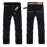 2016 Newly Classical Straight Slim Men Jeans Hot Sale Fashion Retail Wholesale Denim Hot Sale Blue