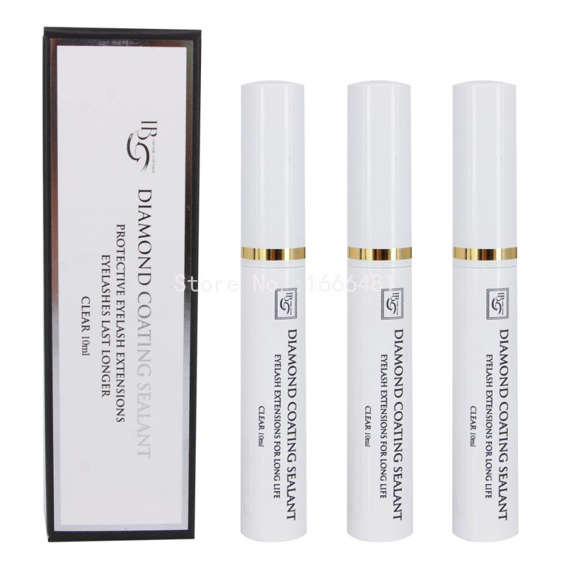 5pcs lot Eyelash Coating Sealant Eyelash Extension Tool for Individual Fake Lashes