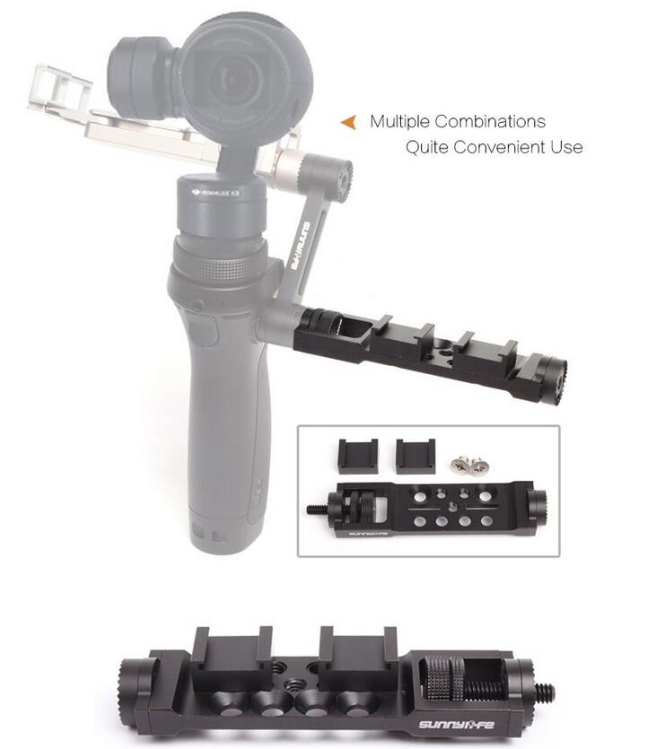 DJI OSMO universal frame/Mount/Holder/Bracket PRO version & DJI OSMO accessories Free Shipping