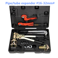 Pipe expander 16 32mm Tube Pipe Expanding Tool Kit PEX 1632 Plumbing Tool