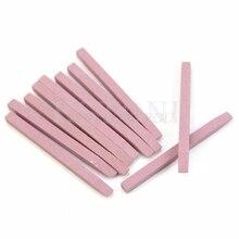 1 шт. каменная пилочка для ногтей маникюрная пилка инструмент для ногтей пемза камень кутикулы толкатель