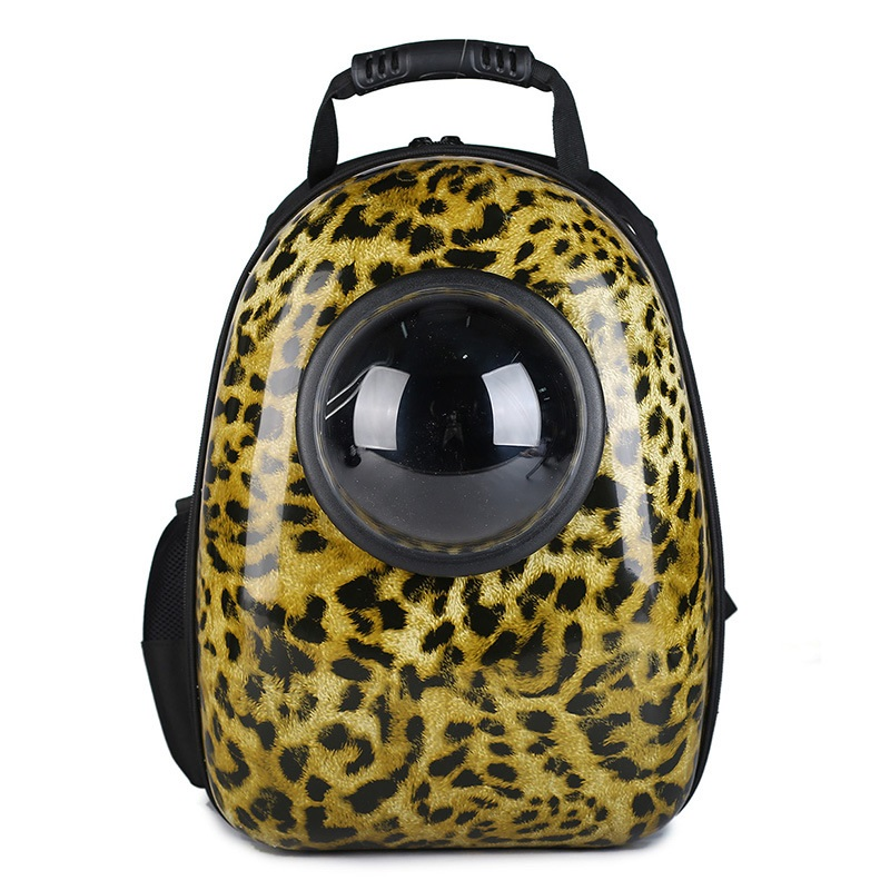Hot Sales Fashion Pet space Backpack Capsule Type Carrier Can be Used As a for Dog Cat Travel Bag Supplies