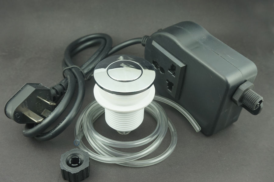 On Off Push Button Switch Jetted Whirlpool Jet Bath Tub