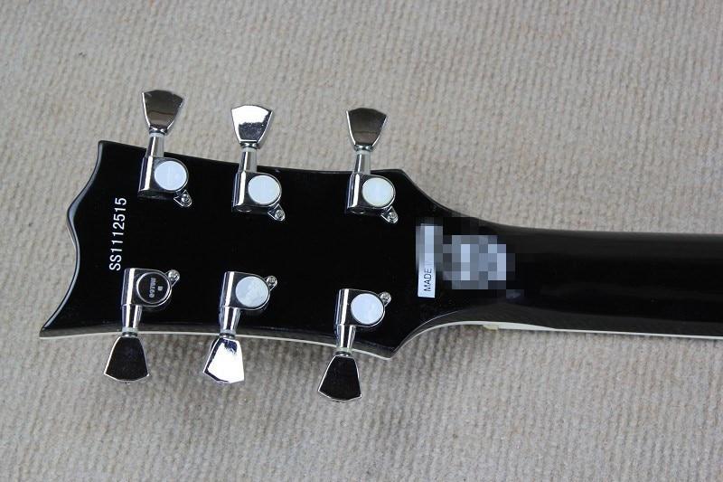 Free shipping Custom Shop ESP Standard Series ESP ECLIPSE silver glitter electric guitar -15-625