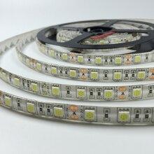 Водонепроницаемый LED Strip Light SMD 5050 Гибкий Свет 5 М 300Led 12 В Белый/Теплый белый/Красный/зеленый/Синий/Желтый Полосы лампа