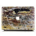 Case For Apple Macbook Marble Hard Case Decal Skin Texture Cover air pro retina 11 12 13 15 inch Laptop Cover With Logo Out